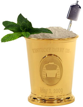 Thousand Dollar mintjulep