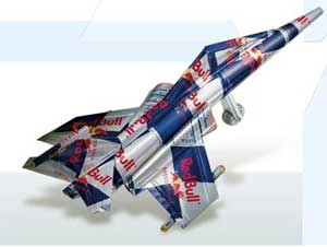 Red Bull Jet Fighter