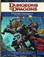 4th Edition Players Handbook
